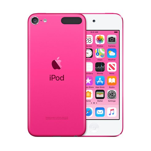 iPod touch 128 GB Ruzovy