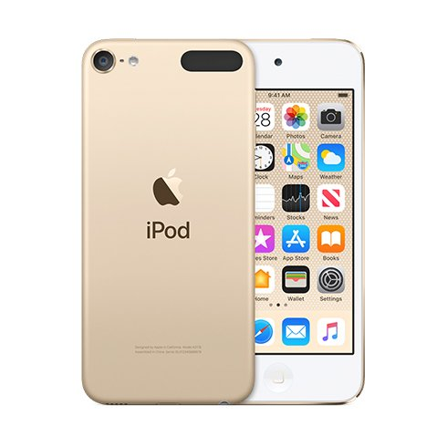 iPod touch 256GB Zlaty