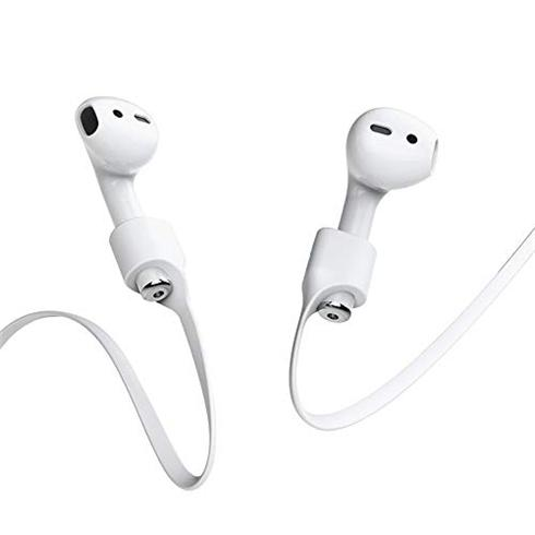 JCPAL Linx AirPods Strap (White)