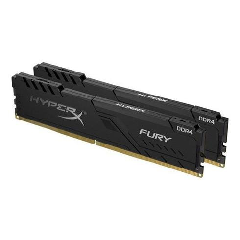 Kingston 16GB DDR4 3200MHz CL16 HyperX Fury, (2x8GB kit)
