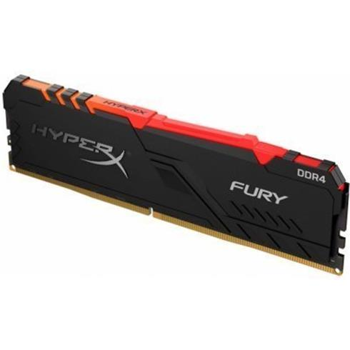 Kingston 16GB DDR4-3200MHz CL16 HyperX Fury RGB