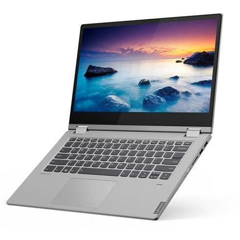 "Lenovo IdeaPad C340-14API Ryzen3-3200U 4GB 128GB SSD 14.0""FHD IPS Touch, Integr.graf.PEN Win10Home, Šedy"