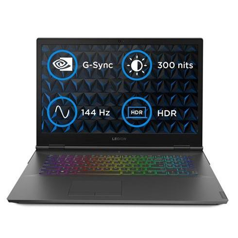 "Lenovo Legion Y740-17ICHg Intel i7-8750H 16GB 1TB-HDD 256GB-SSD 17.3""FHD IPS RTX2060-6GB Win10"