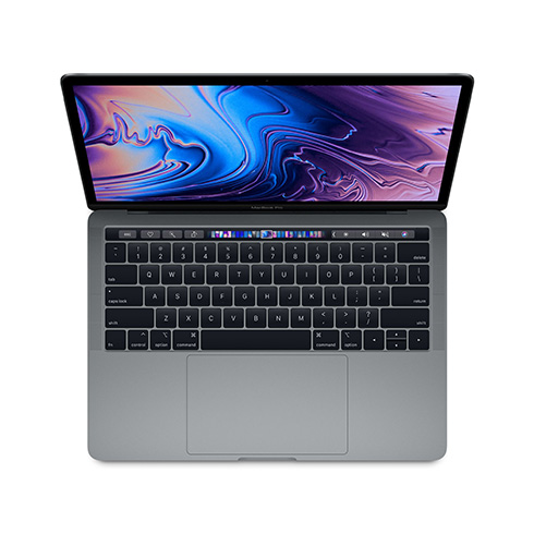 "MacBook Pro 13"" TB i5 2.4GHz 8GB 256GB Space Gray INT English"