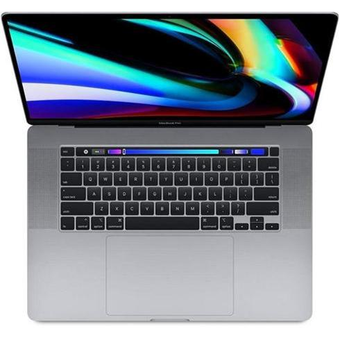 "MacBook Pro 16"" TB i7 2.6GHz 6-core 16GB 512GB Space Gray INT English"