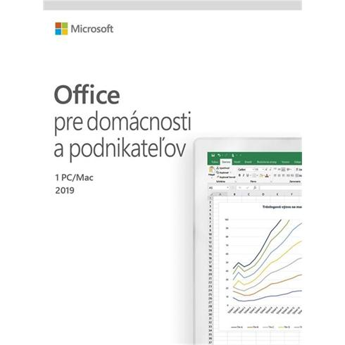 MS Office Home and Business 2019 SK
