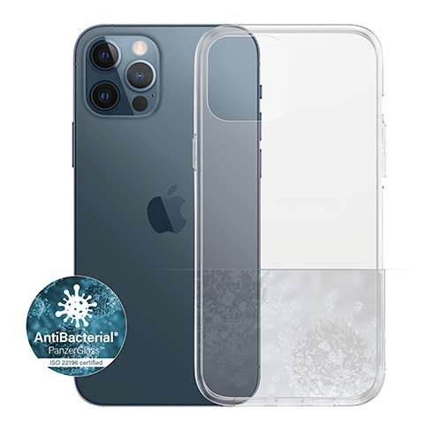 PanzerGlass kryt ClearCase AB pre iPhone 12 Pro Max - Clear