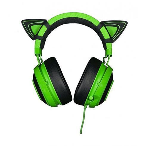 RAZER Kitty Ears for Razer Kraken (Green)