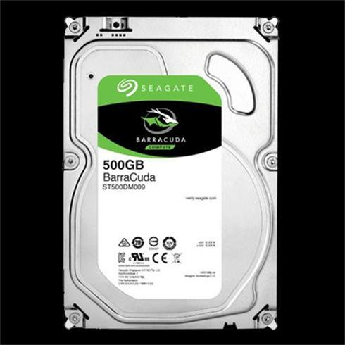 "Seagate 500GB Barracuda 3,5""/SATAIII/7200/32MB"