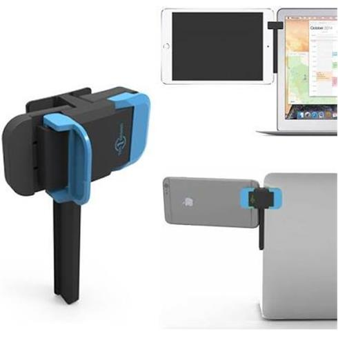 Ten One Mountie Side-Mount Clip for iPhone,iPad – Blue