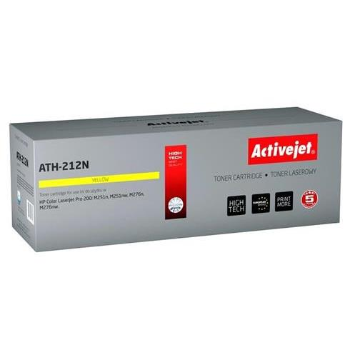 Toner ActiveJet pre HP CF212A ( CRG731 no.131 Yellow (ATH-212N) 1800str.