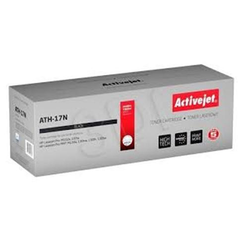 Toner ActiveJet pre HP CF217A no.17A Black (ATH-217N) 1600str.