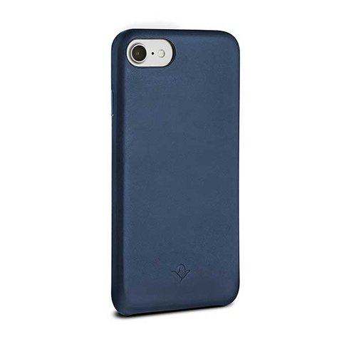 TwelveSouth kryt Relaxed Leather pre iPhone 7/8 - Indigo