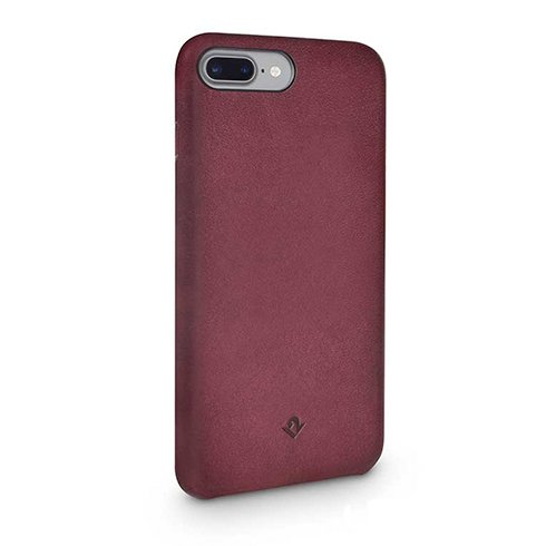 TwelveSouth kryt Relaxed Leather pre iPhone 7 Plus/8 Plus - Marsala