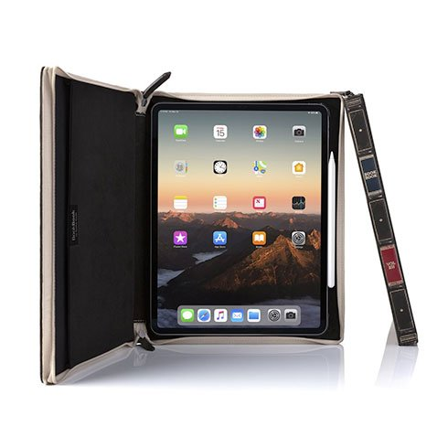 "TwelveSouth puzdro BookBook 2 pre iPad Pro 12.9"" 2018 3rd Gen - Brown"