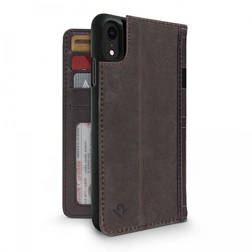 TwelveSouth púzdro BookBook pre iPhone XR - Brown