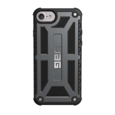 UAG kryt Monarch pre iPhone 8/7/6s - Graphite