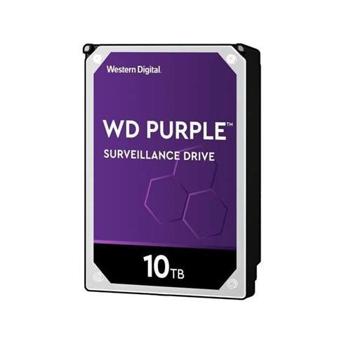 "WD 10TB Purple 3,5""/SATAIII/IntelliPower/256MB"