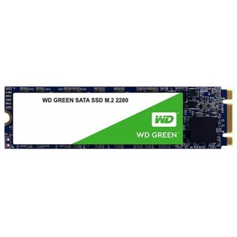 WD 240GB Green™ M.2 2280, 540MB/465MB, 7mm, 3DNand