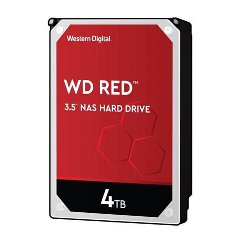 "WD 4TB Red NAS 3,5""/SATA/5400/256MB"