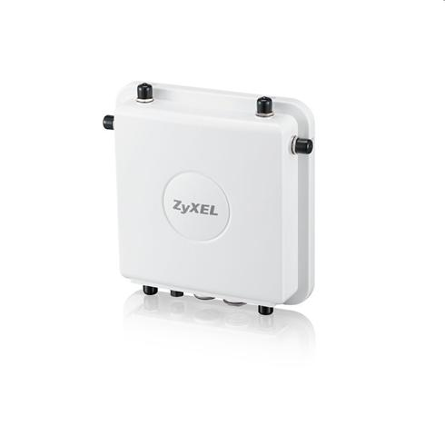 Zyxel NAP553, Nebula Cloud Managed 802.11ac 3x3 Ruggedized (IP Rated) Outdoor Wireless Access Point inc. 3 Year Professional Pac